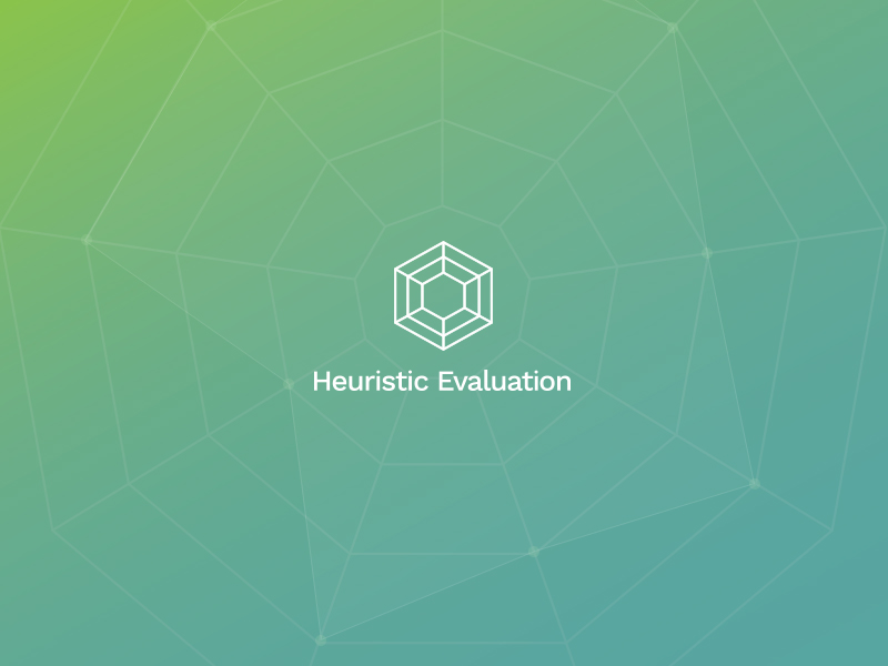 Heuristic Evaluation App - Jon Montenegro