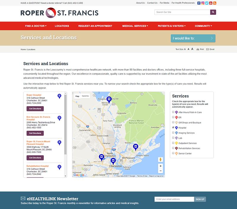 Roper St. Francis Hospital